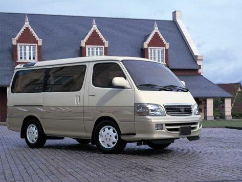 Toyota Hiace (H100) 08.1995 - 04.2005
