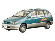 Toyota Ipsum 1996, минивэн, 1 поколение, SXM10