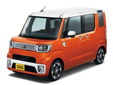 Toyota Pixis Mega (A700) 07.2015 -  н.в.