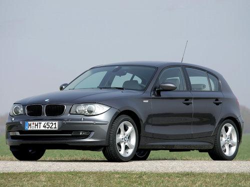 BMW 1-Series 2007 - 2011