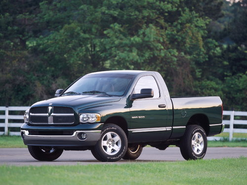 Dodge Ram 2001 - 2006