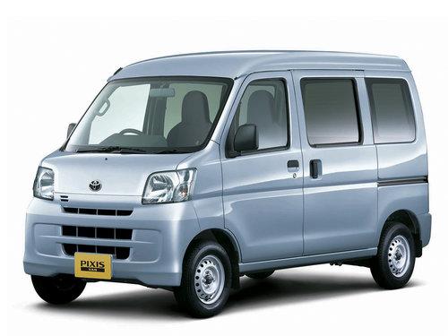 Toyota Pixis Van 2011 - 2017