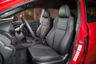 Subaru Impreza WRX 2.0 CVT Premium (07.2017)