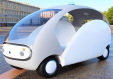 Сел, поехал. Студенты в Японии делают беспилотную машину без руля и педалей.