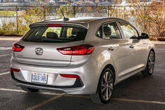 Новый хэтчбек Hyundai Accent начнут продавать в Канаде весной 2018 года.