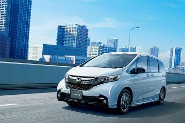 В Японии начинаются продажи Honda Freed в обвесе Modulo X
