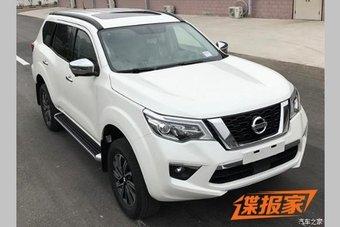 Презентация Nissan Terra состоится в апреле 2018 года.