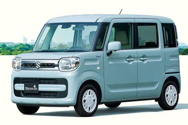 Suzuki обновил модели Spacia и Spacia Custom. Основной мотив дизайна— чемодан