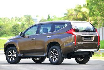 Mitsubishi Pajero Sport выпускают в Калуге только в модификации с дизельным двигателем.