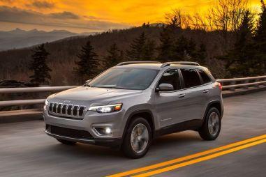 Jeep Cherokee обновился и получил другое оформление