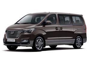 Hyundai показал обновленный H-1 / Grand Starex