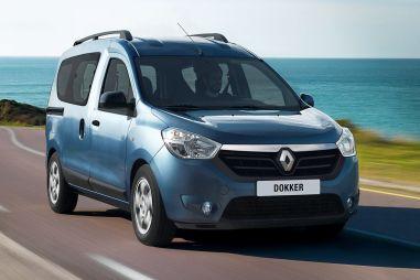 Российские дилеры Renault начали «живые» продажи модели Dokker