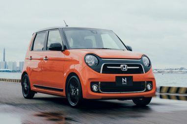 В Японии стартовали продажи модернизированной Honda N-One