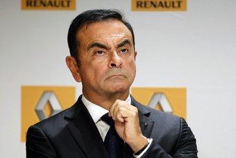 Срок нынешнего контракта с Renault у Карлоса Гона истекает в июне 2018 года.