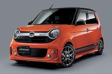 Для кей-кара Honda N-One предложили тюнинговые комплекты Mugen