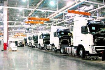 Легковой Volvo китайцы владеют с 2010 года.