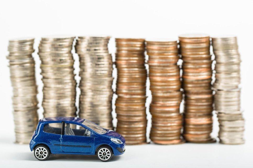 Со скольки платят налог на машину