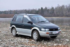 Народное ретро. Mitsubishi RVR (1991–1997гг.). Компактвэн-эгоист