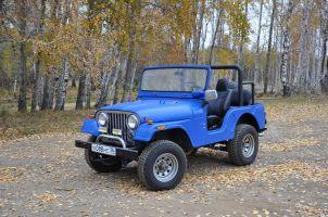 Эхо войны. Jeep CJ-5 — потомок легендарного Willys