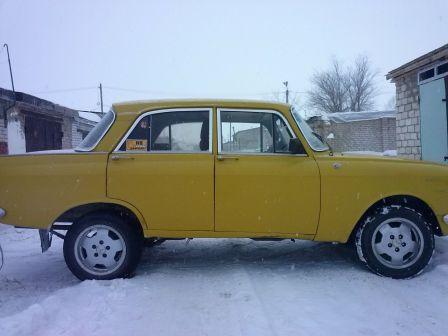 Москвич 412 1977 - отзыв владельца