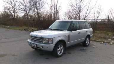 Range Rover 2004 отзыв автора | Дата публикации 01.12.2017.