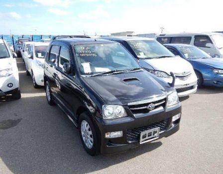 Daihatsu Terios Kid 2008 - отзыв владельца