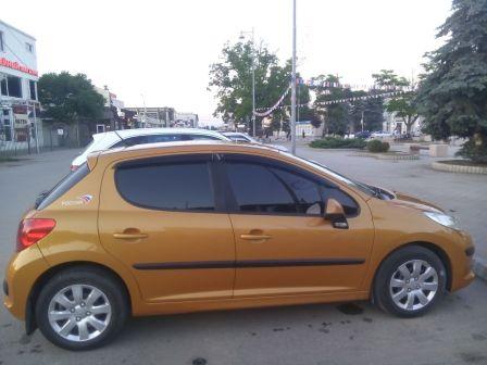 Peugeot 207 2007 - отзыв владельца