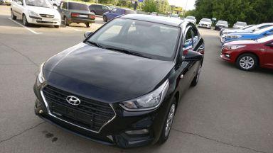 Hyundai Solaris 2017 отзыв автора | Дата публикации 22.06.2018.