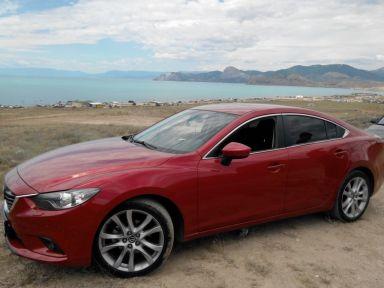 Mazda Mazda6 2014 отзыв автора | Дата публикации 04.12.2017.