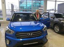 Hyundai Creta 2017 отзыв владельца | Дата публикации: 07.12.2017