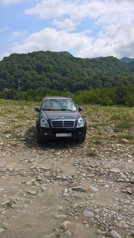 SsangYong Rexton 2008 - отзыв владельца