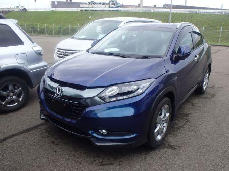 Honda Vezel 2013 - отзыв владельца