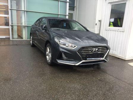 Hyundai Sonata 2017 - отзыв владельца