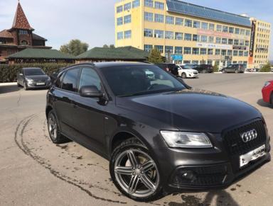 Audi Q5 2014 отзыв автора | Дата публикации 09.12.2017.