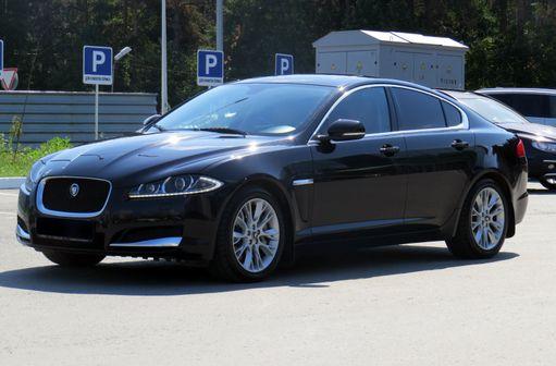 Jaguar XF 2012 - отзыв владельца