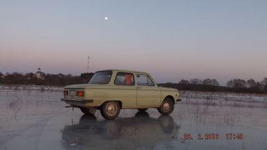 ЗАЗ Запорожец 1986 отзыв автора | Дата публикации 11.12.2017.