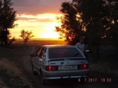 Лада 2114 Самара, 2007
