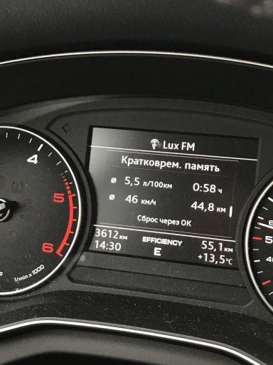 Audi Q5 2018 отзыв автора | Дата публикации 13.12.2017.