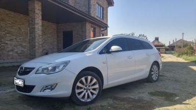 Opel Astra 2012 отзыв автора | Дата публикации 14.12.2017.