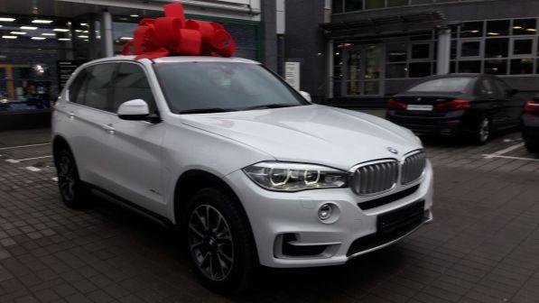 BMW X5 2017 - отзыв владельца