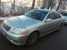 Toyota Mark II 2001 отзыв владельца | Дата публикации: 19.12.2017