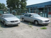 Cadillac DeVille, 1998