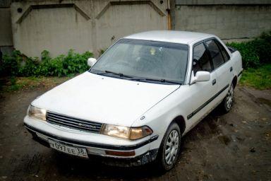 Toyota Corona 1988 отзыв автора | Дата публикации 22.12.2017.