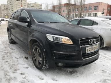 Audi Q7 2009 отзыв автора | Дата публикации 23.12.2017.