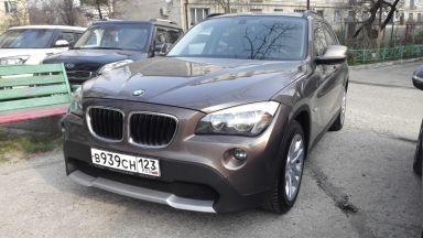 BMW X1, 2011