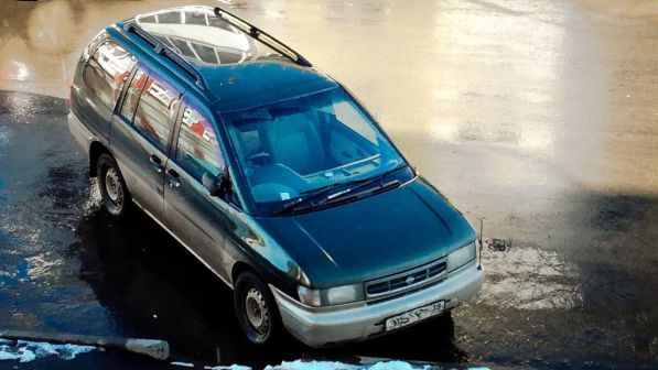 Nissan Prairie Joy 1997 - отзыв владельца