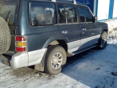 Mitsubishi Pajero 1993 - отзыв владельца