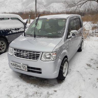 Mitsubishi eK Wagon, 2010