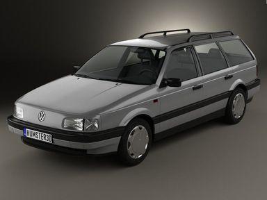 Volkswagen Passat 1991 отзыв автора | Дата публикации 28.12.2017.