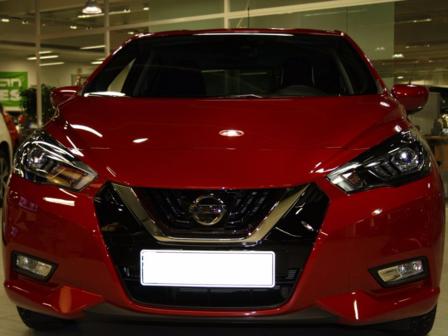 Nissan Micra 2017 - отзыв владельца
